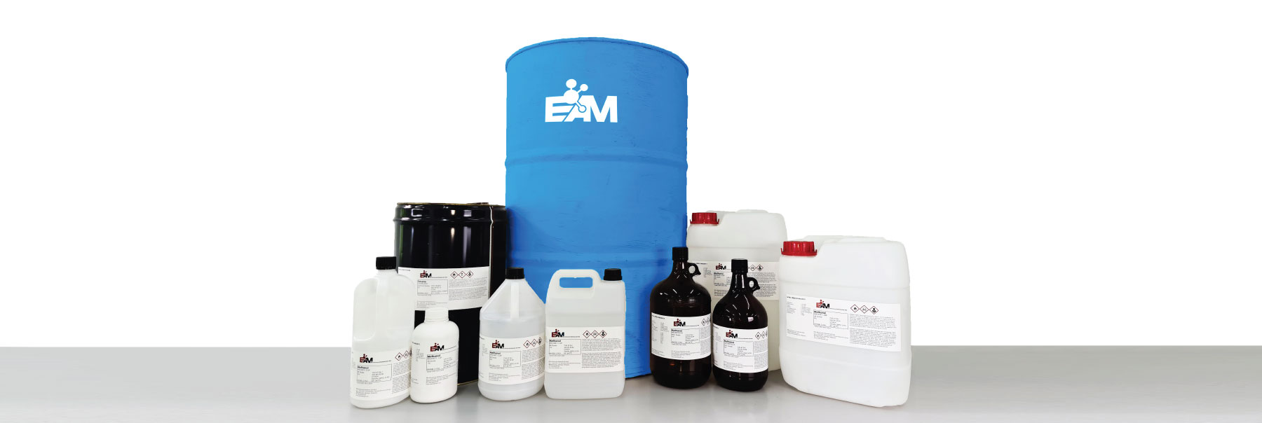 EA Materials Chemical and Solvent Products
